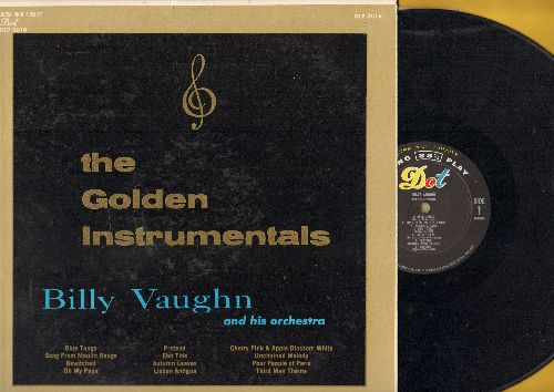 Vaughn, Billy & His Orchestra - The Golden Instrumentals: Bewitched, Song From Moulin Roge, Unchained Melody, Third Man Theme (vinyl MONO LP record) - NM9/NM9 - LP Records
