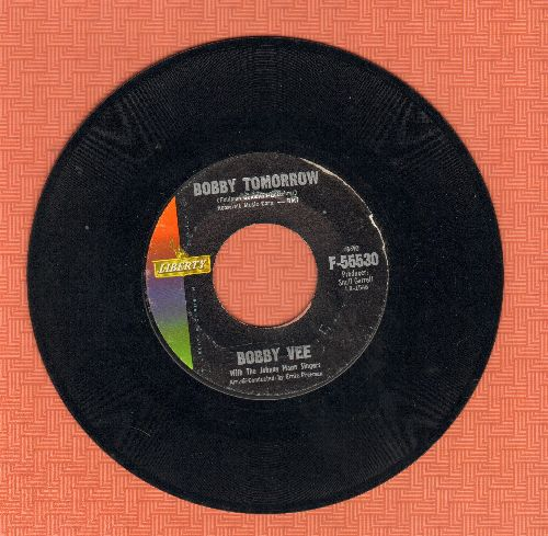 Vee, Bobby - Charms/Bobby Tomorrow  - EX8/ - 45 rpm Records