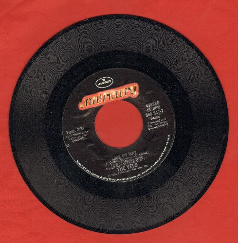 Vels - Look My Way/Can't You Hear Me? - NM9/ - 45 rpm Records