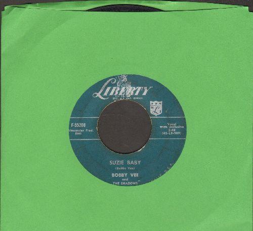 Vee, Bobby - Suzie Baby/Flyin' High - VG6/ - 45 rpm Records
