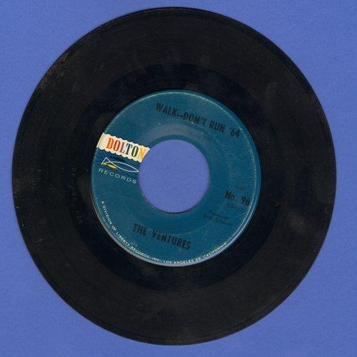 Ventures - Walk--Don't Run '64/The Cruel Sea - VG7/ - 45 rpm Records