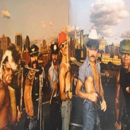 Village People - Live And Sleezy: Macho Man, Y.M.C.A., In The Navy, In Hollywood (Everybody Is A Star), Ready For The 80s (2 vinyl STEREO LP records, gate-fold cover) - NM9/EX8 - LP Records
