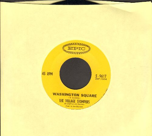 Village Stompers - Washington Square/Turkish Delight - NM9/ - 45 rpm Records