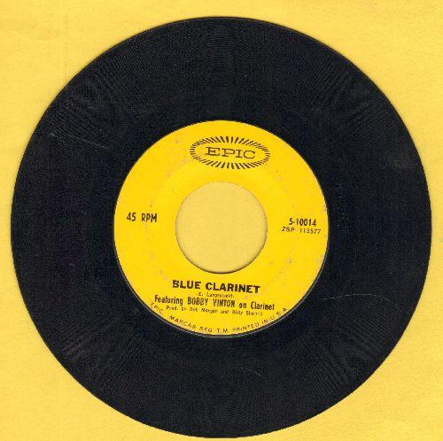 Vinton, Bobby - Dum-De-Da/Blue Clarinet (wol) - VG7/ - 45 rpm Records