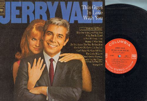 Vale, Jerry - This Guy's In Love With You: With Pen In Hand, Honey, By The Time I Get To Phoenix, Young Girl  (Vinyl STEREO LP record) - NM9/NM9 - LP Records