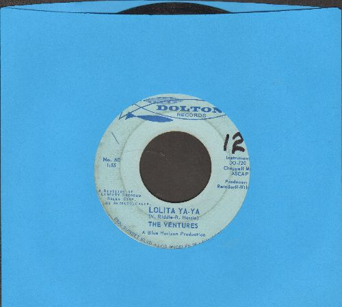Ventures - Lolita Ya-Ya/Lucille (wol) - VG6/ - 45 rpm Records