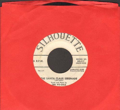Vo-Cals - The Santa Claus Serenade/Wild Honey (DJ advance pressing) - VG6/ - 45 rpm Records