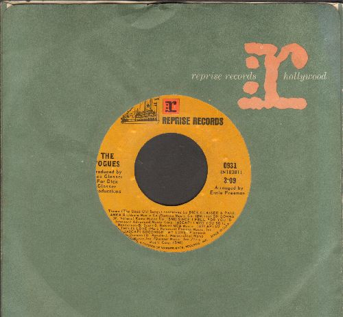 Vogues - Come Into My Arms/Theme (The Good Old Songs) (with Reprise company sleeve) - EX8/ - 45 rpm Records