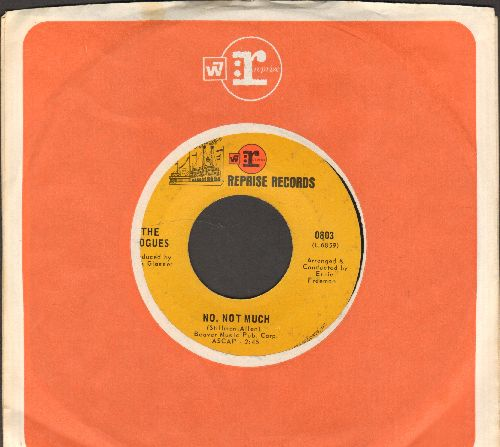Vogues - No, Not Much/Woman Helping Man (with Reprise company sleeve) - EX8/ - 45 rpm Records