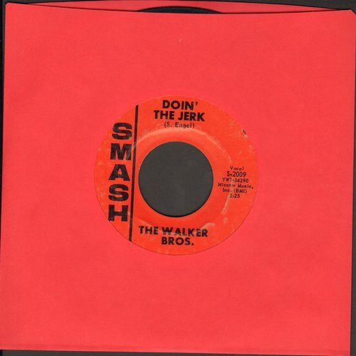 Walker Brothers - Make It Easy On Yourself/Doin' The Jerk (bb) - EX8/ - 45 rpm Records