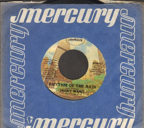 Ward, Jacky - Rhythm Of The Rain/From Me To You (with Mercury company sleeve) - VG7/ - 45 rpm Records