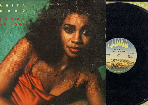 Ward, Anita - Songs Of Love: Ring My Bell, Make Believe Lovers, I Won't Stop Loving You (Vinyl STEREO LP record) - NM9/VG7 - LP Records