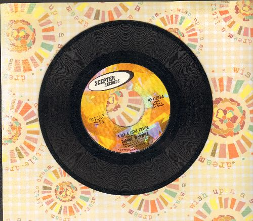 Warwick, Dionne - I Say A Little Prayer/Theme From Valley Of The Dolls  - EX8/ - 45 rpm Records