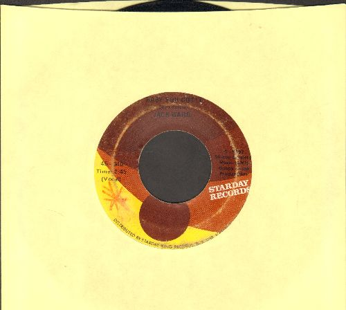 Ward, Jack - Baby You Got It/Lonely Minutes - EX8/ - 45 rpm Records