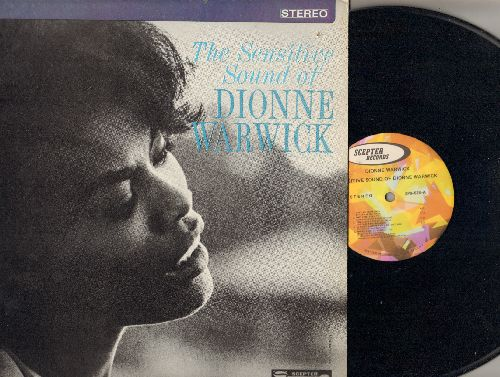 Warwick, Dionne - The Sensitive Sound Of Dionne Warwick: Unchained Melody, You Can Have Him, Wives And Lovers, Forever My Love (Vinyl STEREO LP record) - NM9/EX8 - LP Records