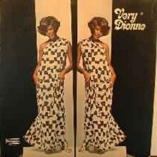 Warwick, Dionne - Very Dionne: We've Only Just Begun, Yesterday, Going Out Of My Head, Make It Easy On Yourself - EX8/EX8 - LP Records