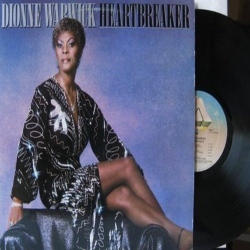 Warwick, Dionne - Heartbreaker: Our Day Will Come, All The Love In The World, (Why Did You Have To Be A) Heartbreaker (Vinyl STEREO LP record) - NM9/EX8 - LP Records