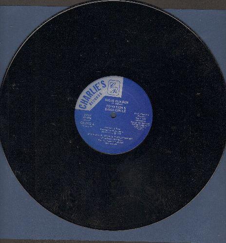 Watson, Ed & Brass Circle - Sugar Bum Bum (Parts 1 + 2, FANTASTIC Up-Beat Calypso/Reggae Dance Club Favorite!) (12 inch 45rpm Maxi Single, Canadian Pressing) - NM9/ - Maxi Singles