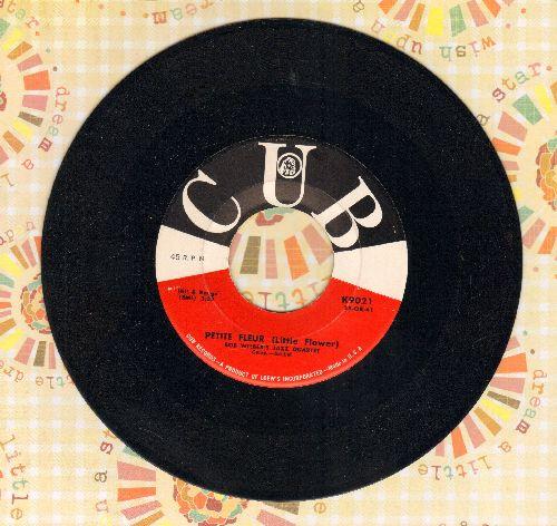 Wilber, Bob Jazz Quartet - Petite Fleur (Little Flower)/Atlas #1 - NM9/ - 45 rpm Records