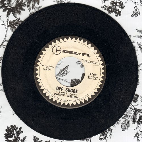 Welton, Danny - Off Shore/Ilissos - EX8/ - 45 rpm Records
