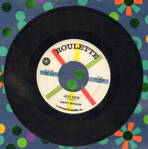 Whalin, Jimmy - Lost Love/Madre Mi - EX8/ - 45 rpm Records