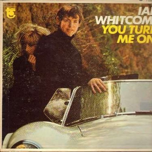 Whitcomb, Ian - You Turn Me On!: River Of No Return, Be My Baby, Sugar Babe, No Tears For Johnny, Poor But Honest (Vinyl MONO LP record) - EX8/VG6 - LP Records