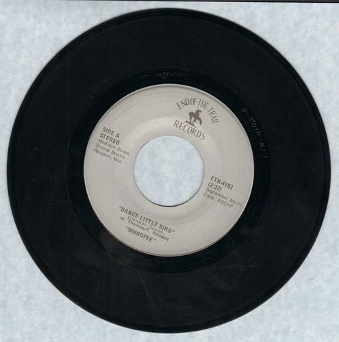 Whoopee - Dance Little Bird (Chicken Dane)/Herr Schmidt (Mexican Hat Dance) - NM9/ - 45 rpm Records