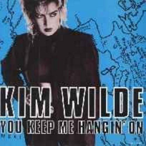 Wilde, Kim - You Keep Me Hangin' On/Loving You (with picture sleeve) - NM9/EX8 - 45 rpm Records