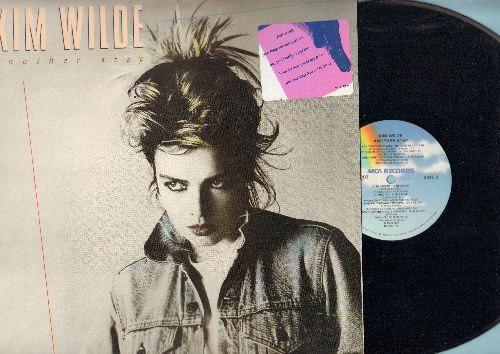 Wilde, Kim - Another Step: You Keep Me Hangin' On, Say You Really Want Me, Missing, Schoolgirl (viny LP record) - NM9/NM9 - LP Records