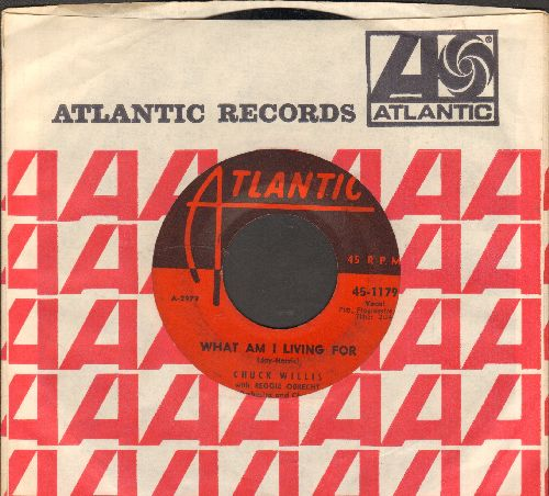 Willis Brothers - Give Me 40 Acres (To Turn This Rig Around)/Gonna Buy Me A Juke Box - NM9/ - 45 rpm Records