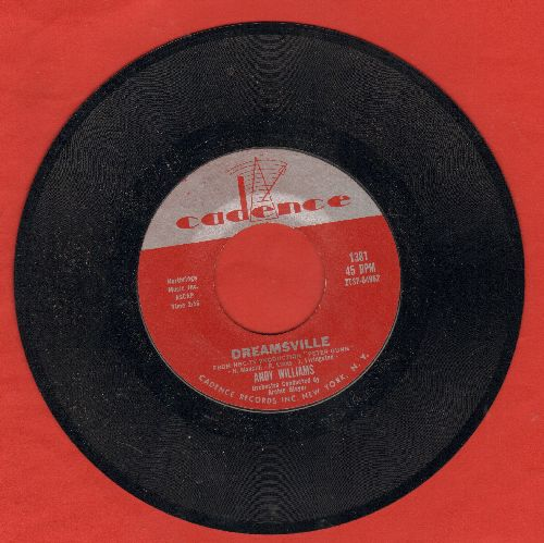 Williams, Andy - Do You Mind?/Dreamsville - NM9/ - 45 rpm Records