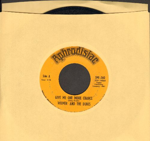 Wilmer & The Dukes - Get It (Instrumental)/Give Me One More Chance - EX8/ - 45 rpm Records