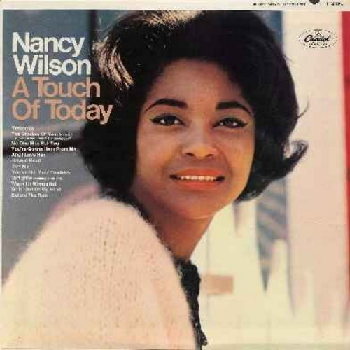 Wilson, Nancy - A Touch Of Today: Yesterday, Uptight (Everything's Alright), Call Me,You've Got Your Troubles, And I Love Him (Vinyl MONO LP record) - NM9/EX8 - LP Records