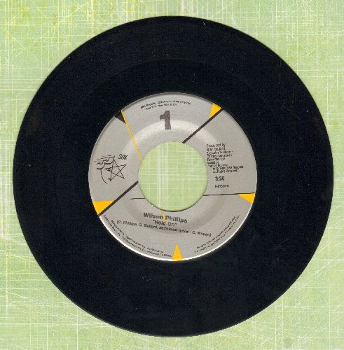 Wilson Philips - Hold On/Over And Over - EX8/ - 45 rpm Records