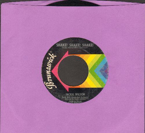 Wilson, Jackie - Shake! Shake! Shake!/He's A Fool - VG7/ - 45 rpm Records