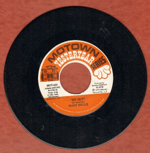 Wells, Mary - My Guy/What's Easy For Two Is So Hard For One (re-issue) - M10/ - 45 rpm Records