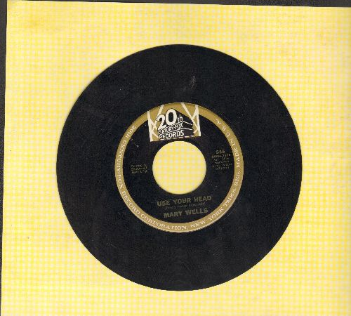 Wells, Mary - Use Your Head/Everlovin' Boy - EX8/ - 45 rpm Records