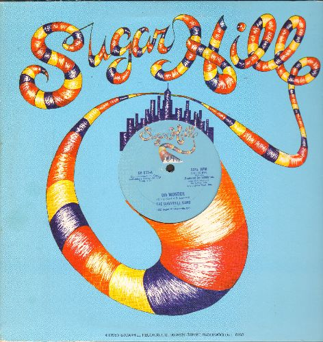 Sugarhill Gang - 8th Wonder (7:21 minutes Extended Disco Version)/Sugar Hill Groove (9:52 minutes Extended Disco version) (12 inch vinyl Maxi Single with SugarHill cover) - NM9/ - Maxi Singles