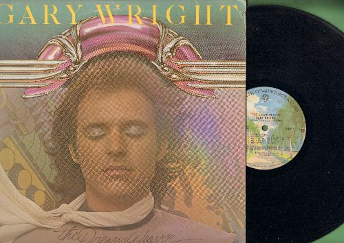 Wright, Gary - The Dream Weaver: Love Is Alive, Power Of Love, Much Higher, Feel For Me (Vinyl STEREO LP record) - NM9/VG7 - LP Records
