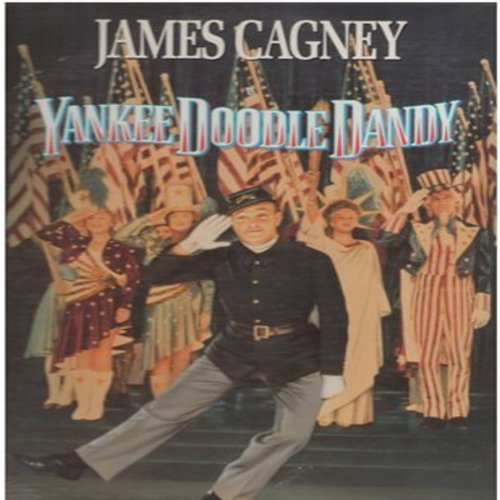 Yankee Doodle Dandy - Yankee Doodle Dandy - 2 Laser Discs set in gate-fold album cover, the 1943 Musical starring Oscar Winner James Cagney - NM9/EX8 - Laser Discs