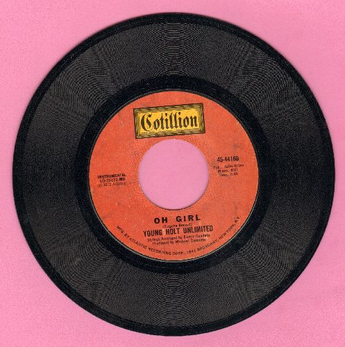 Young-Holt Unlimited - Oh Girl/Yes We Can - EX8/ - 45 rpm Records