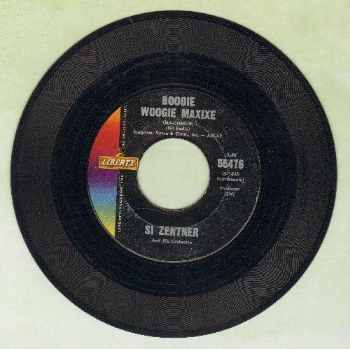 Zentner, Si - Boogie Woogie Maxixe/Shadrack - VG7/ - 45 rpm Records