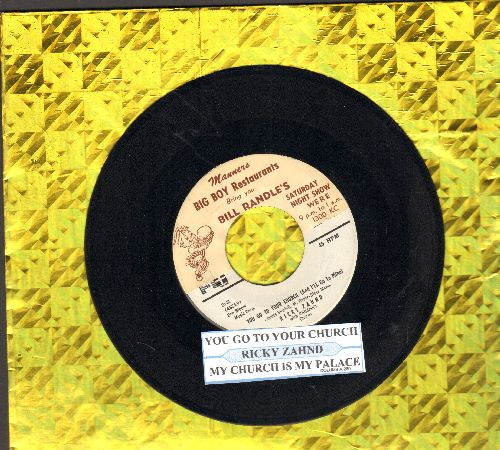 Parton, Dolly & Kenny Rogers - Real Love/I Can't Be True - M10/ - 45 rpm Records