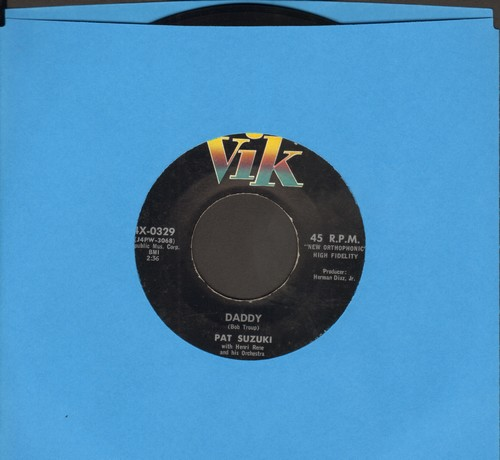 Suzuki, Pat - Daddy/Black Coffee - EX8/ - 45 rpm Records